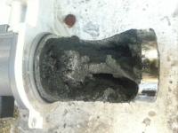 Clogged VAG - EGR valve