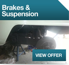 Brakes & Suspension