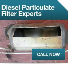 Diesel Particulate Filter regeneration (DPF) + Deletion